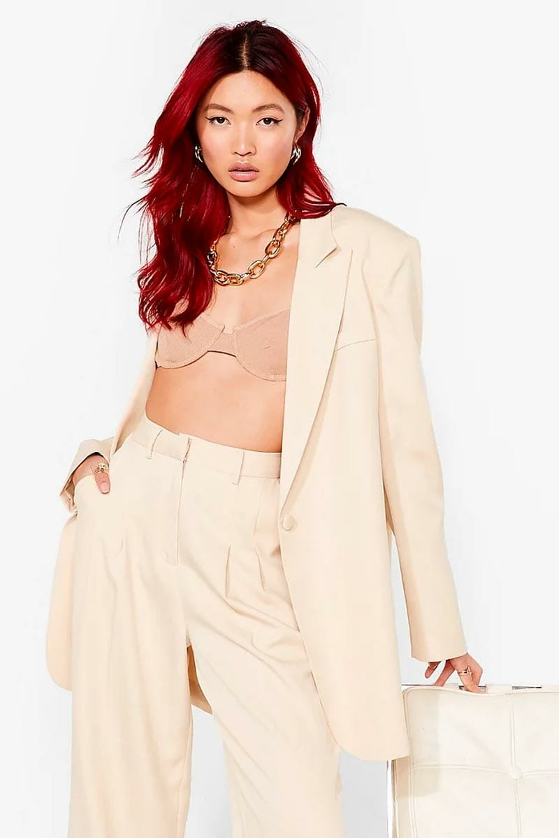 How to look rich on budget - Nasty Gal Blazer