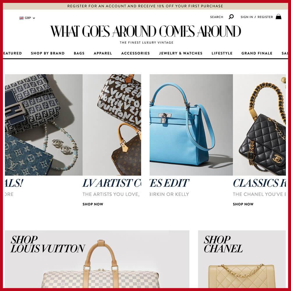 WGACA online thrift store