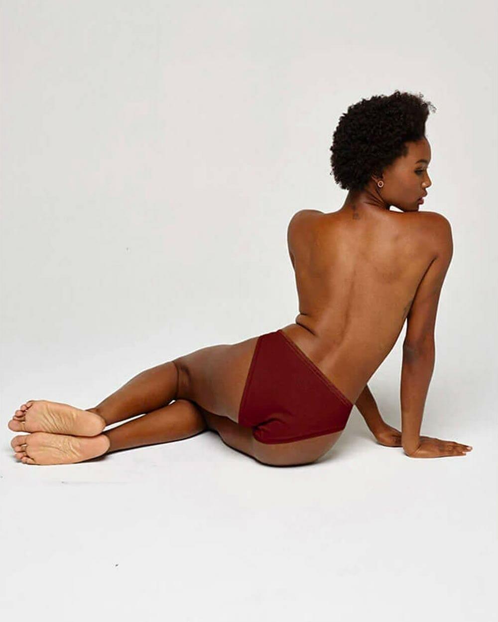 Knickey organic cotton underwear