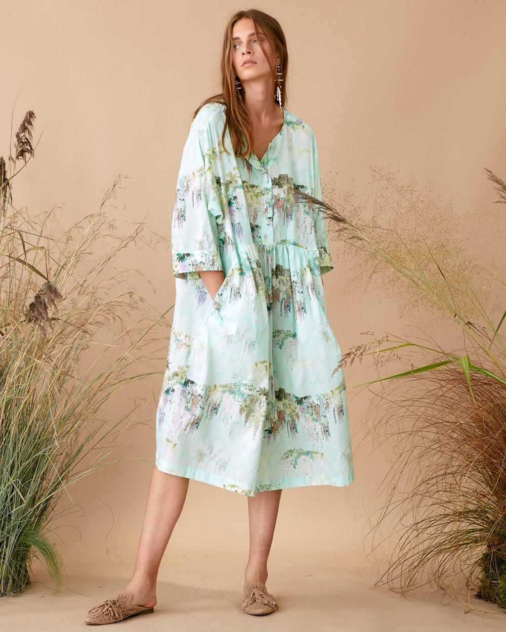 Wardrobe of Tomorrow boho style clothing stores like Anthropologie