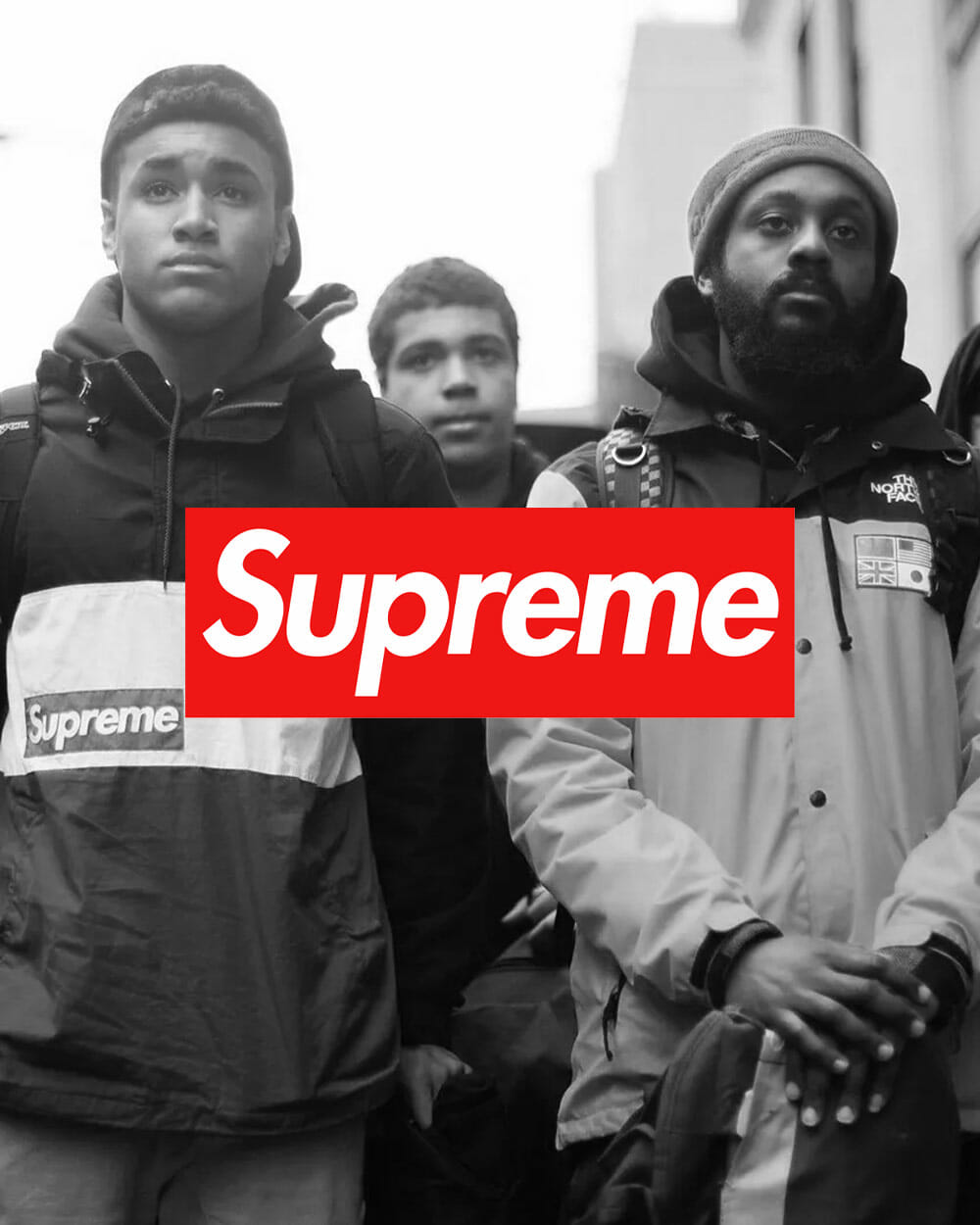 Supreme community, fans, and resellers