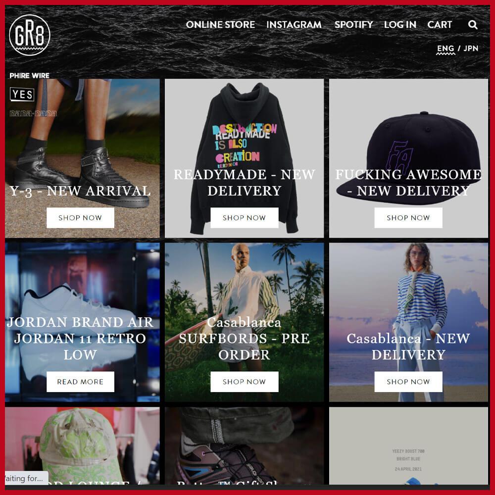 GR8 best website for sneaker