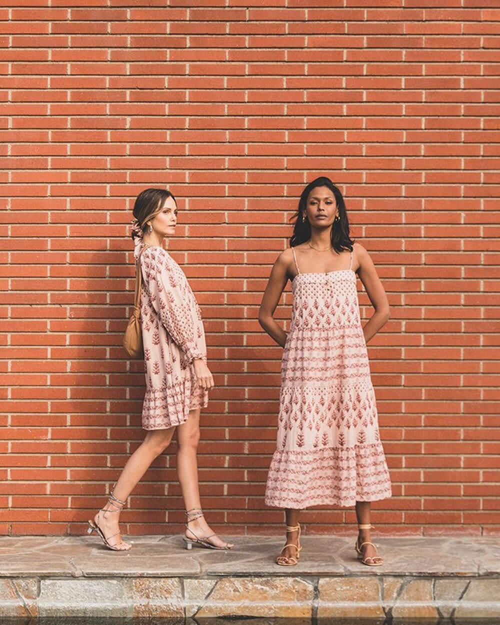Cleobella boho fashion stores like Anthropologie