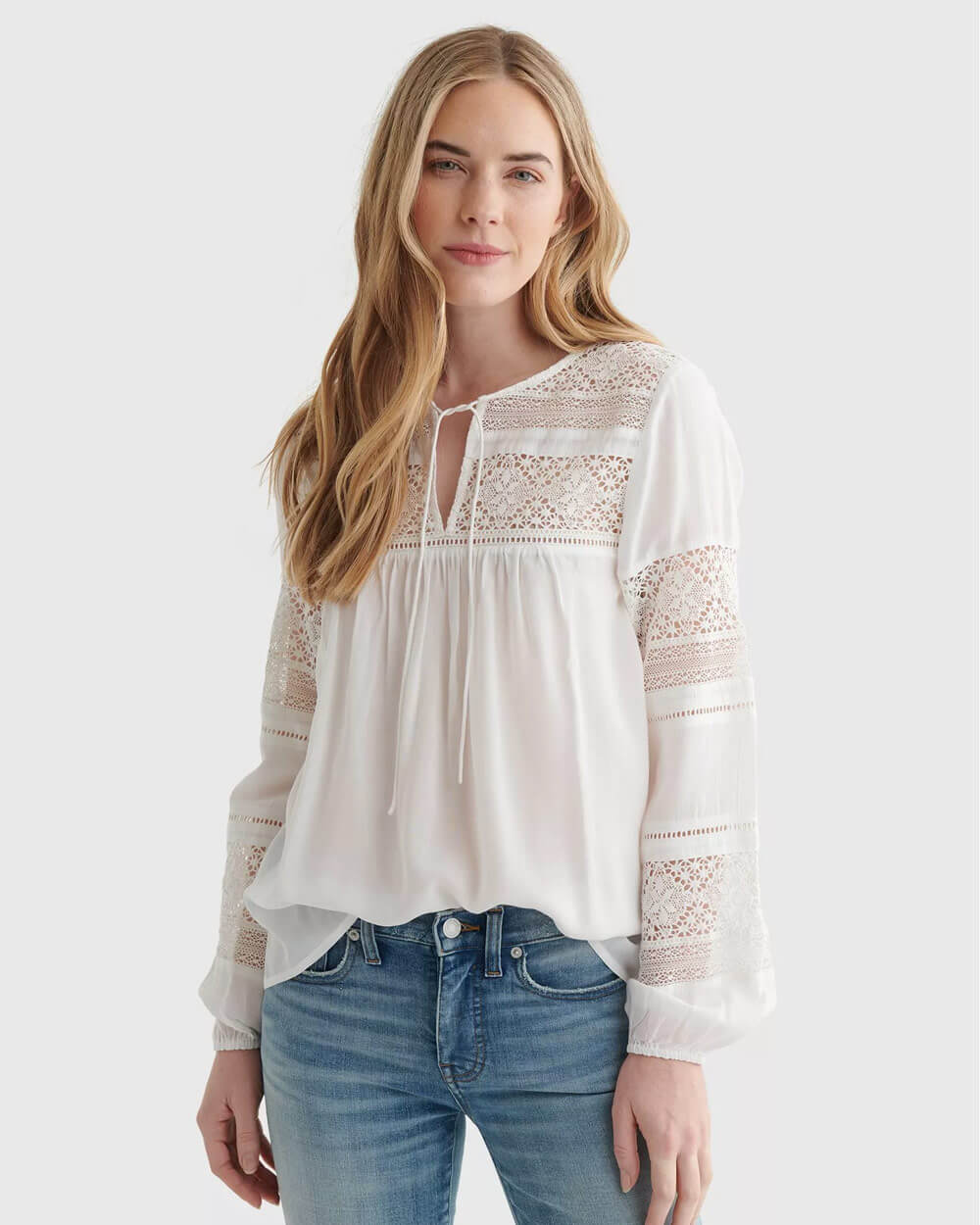 Lucky Brand boho style stores like Anthropologie