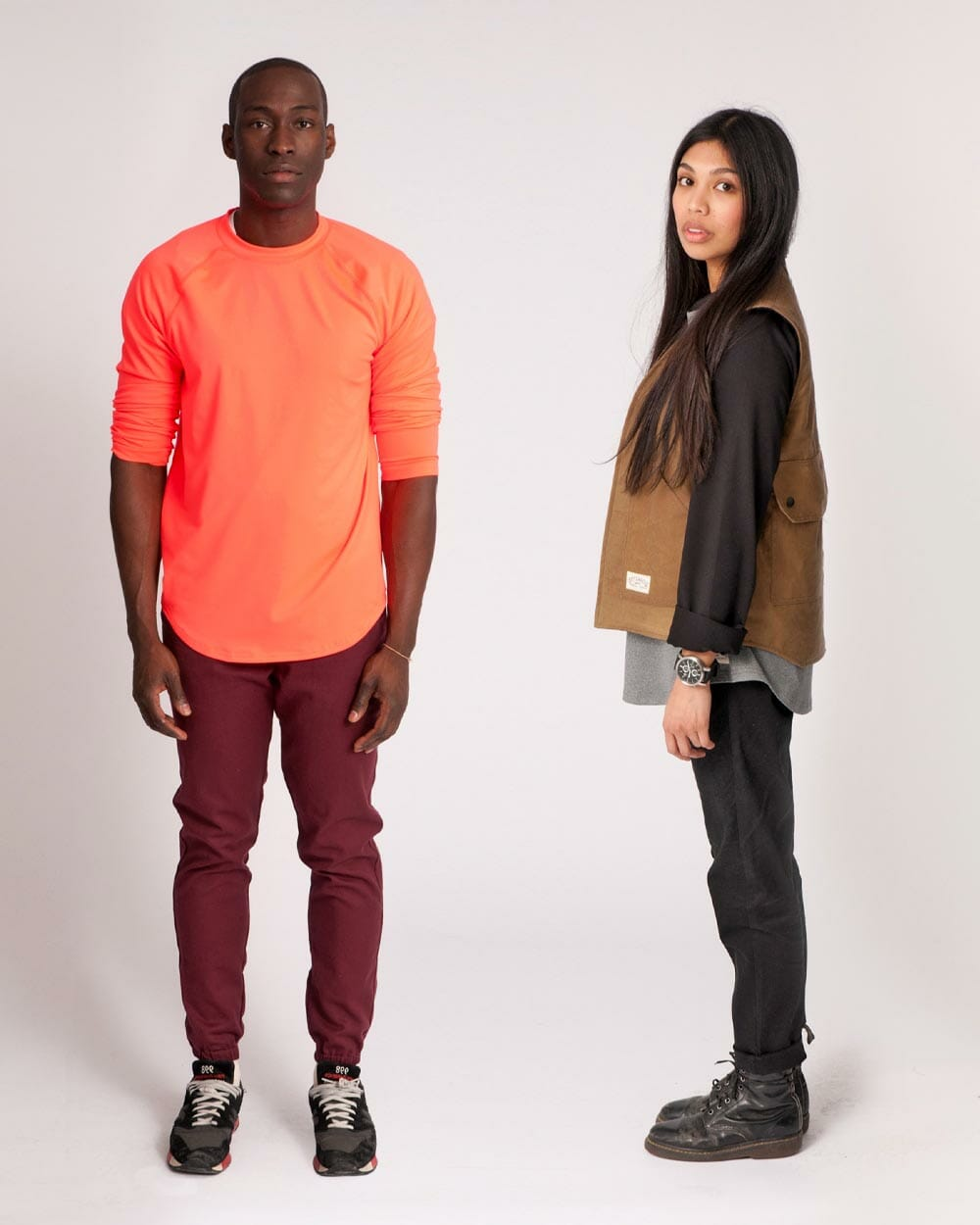 Muttonhead Canada Androgynous clothing