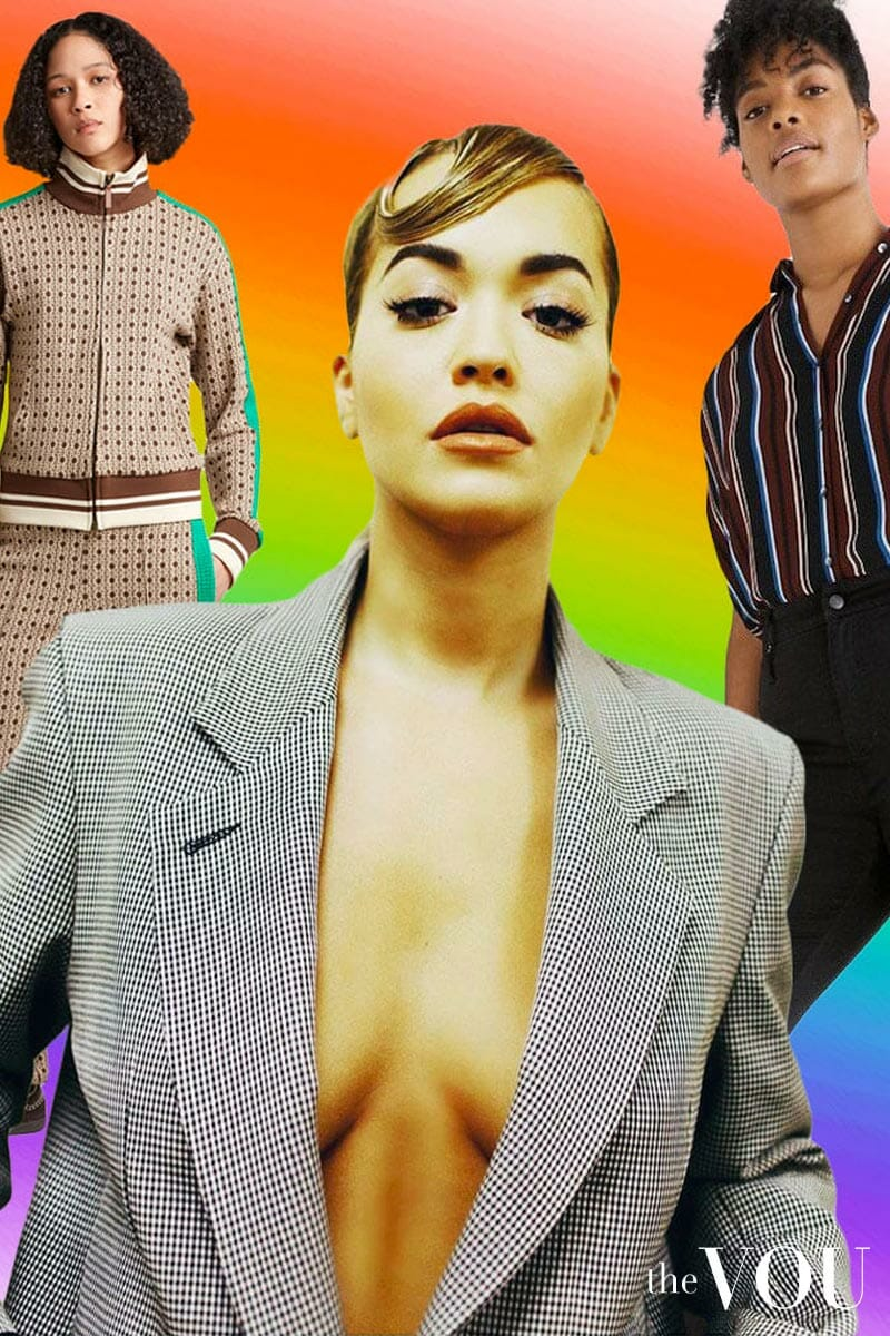 Androgynous clothing
