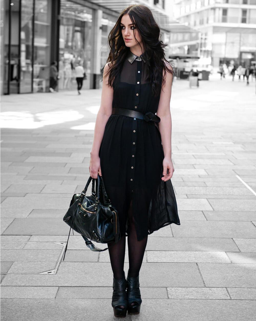 Goth latest fashion trends