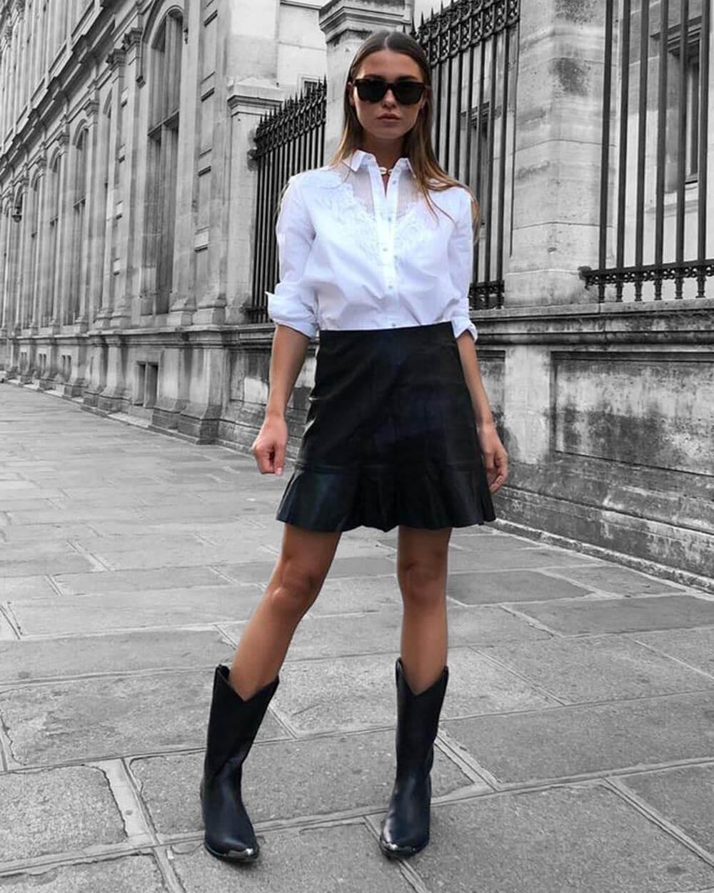 Monochrome Matrix fashion trends of 2021