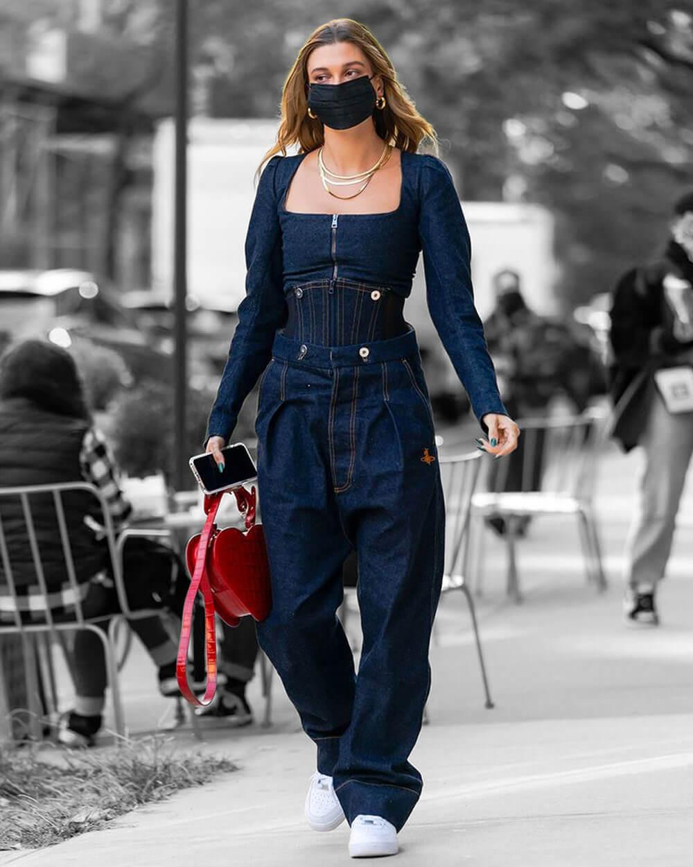 Oversized pants new trends 2021