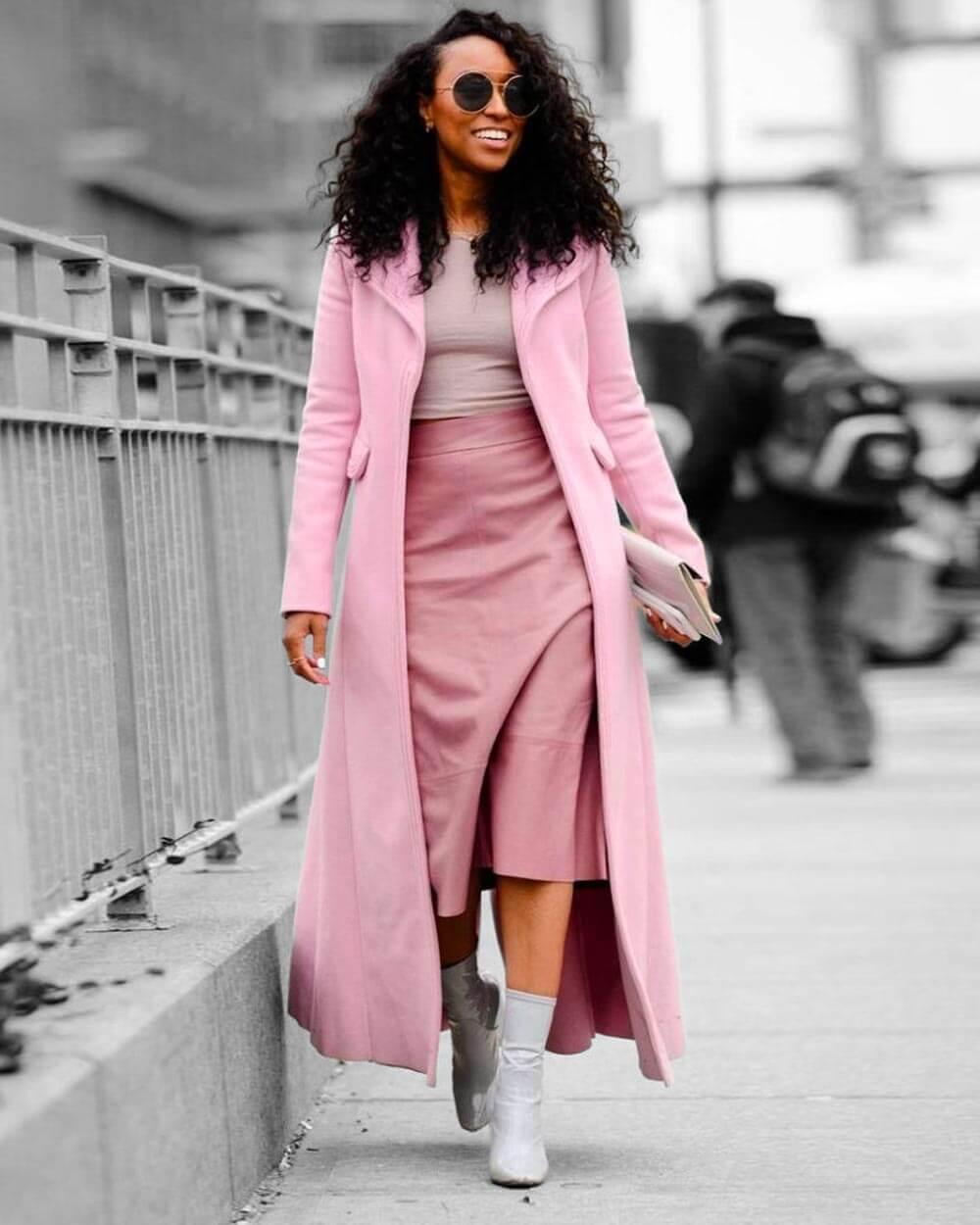 Latest Pastel fashion trends 2021