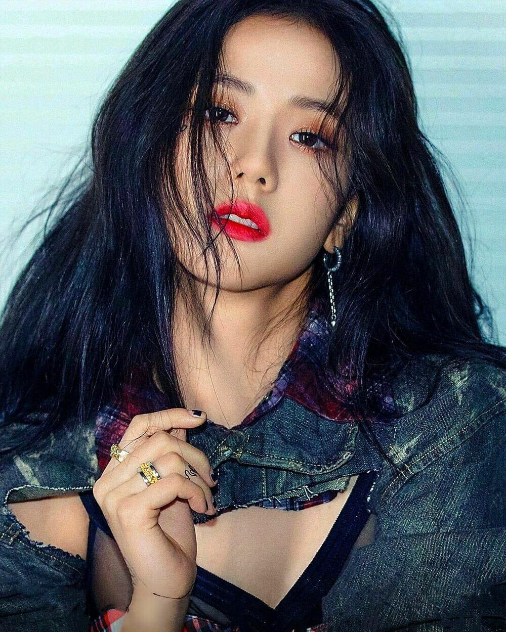 Jisoo (김지수) Korean Beauty Idol