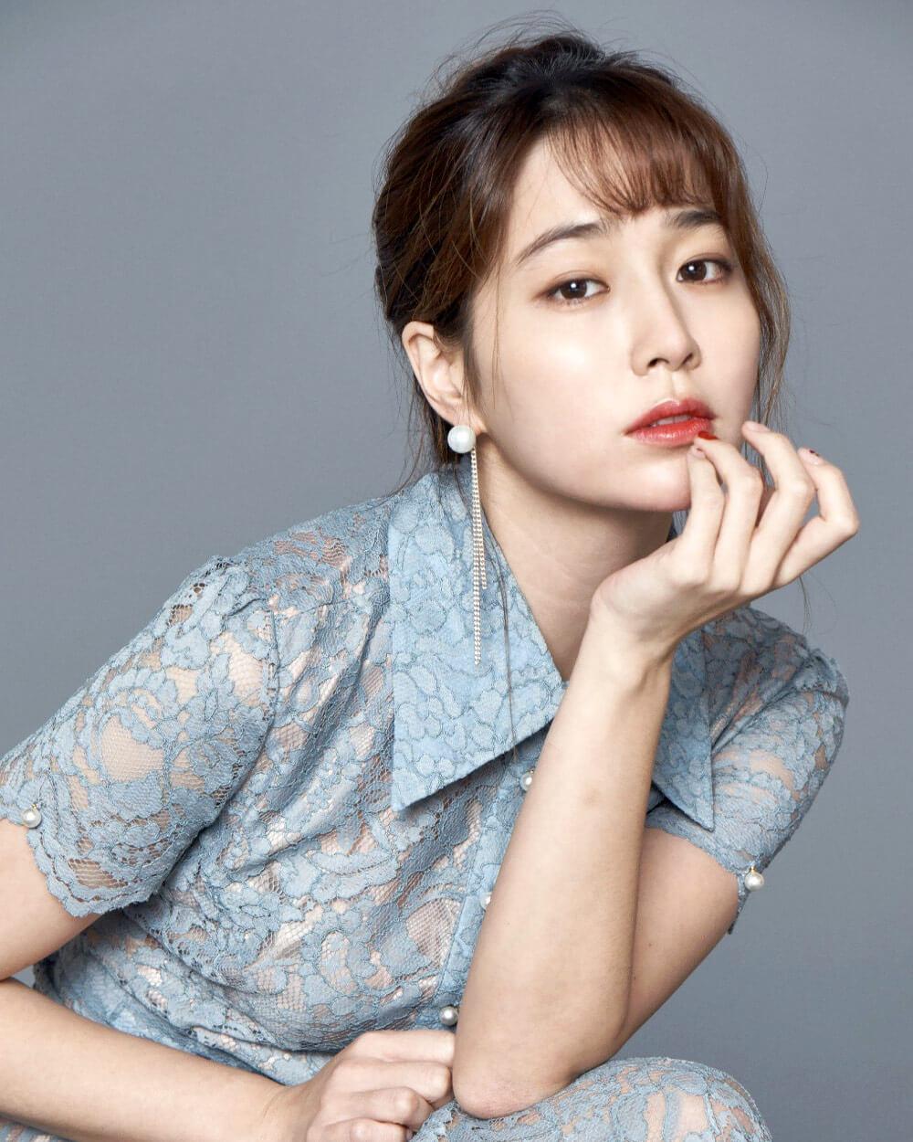 Lee Min-Jung (이민정) Korean Beauty Idol