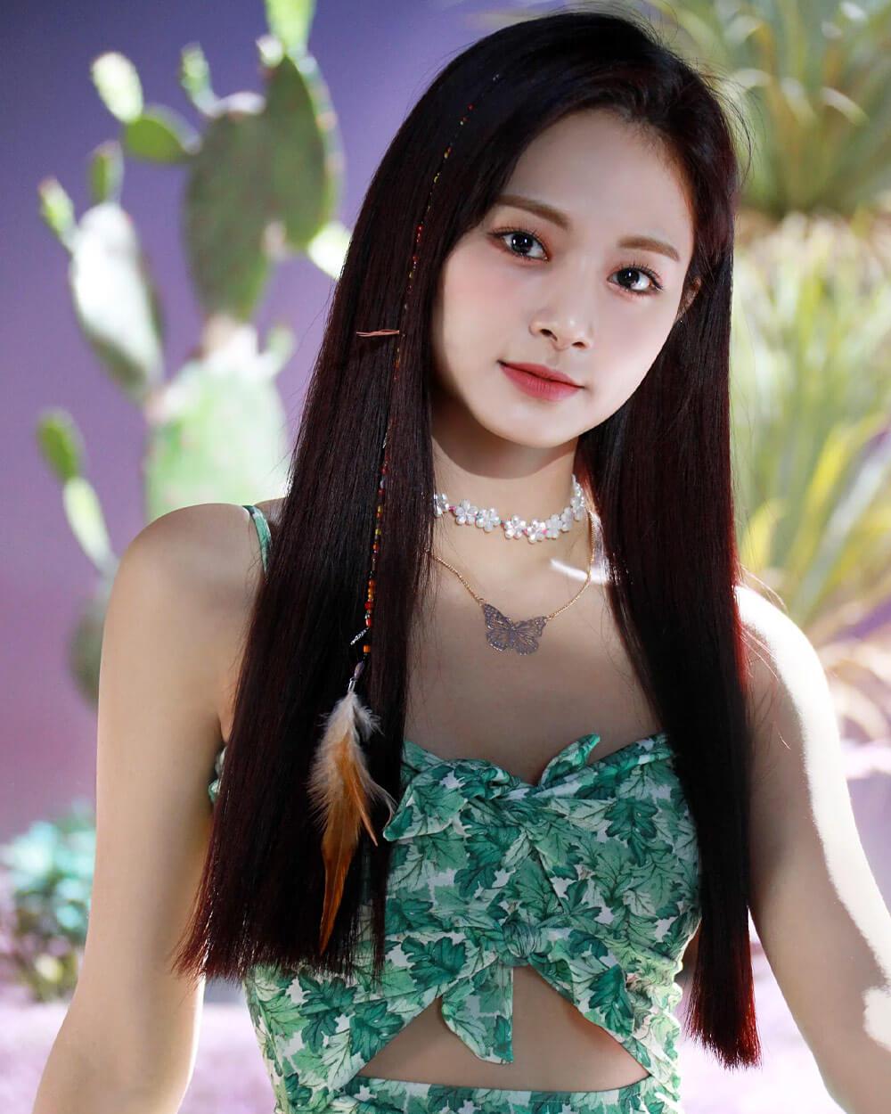 Tzuyu Korean Beauty Idol
