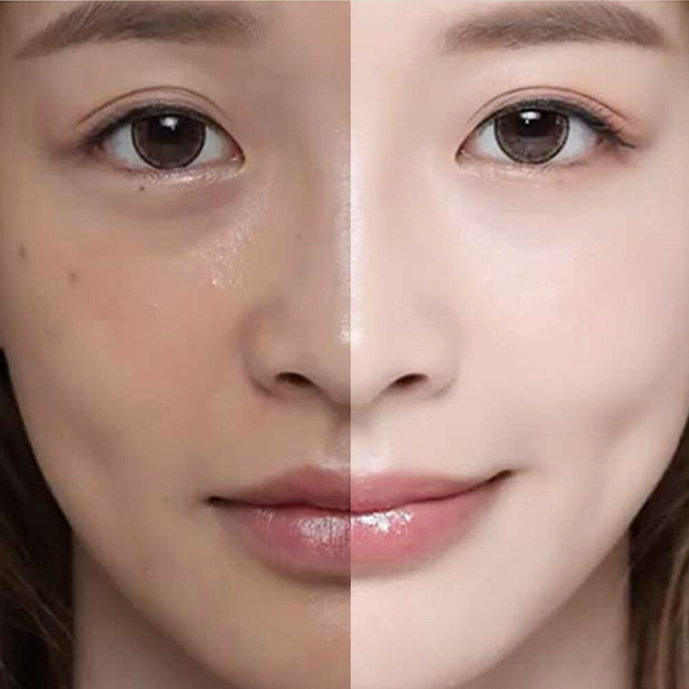 Flawless and pale skin in Korean beauty standards