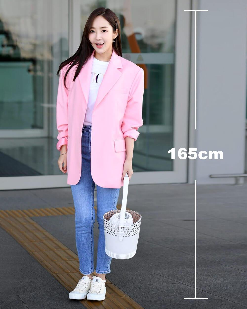 Korean Average Tall Beauty