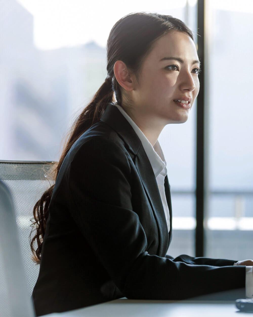 Korean beauty in workplace