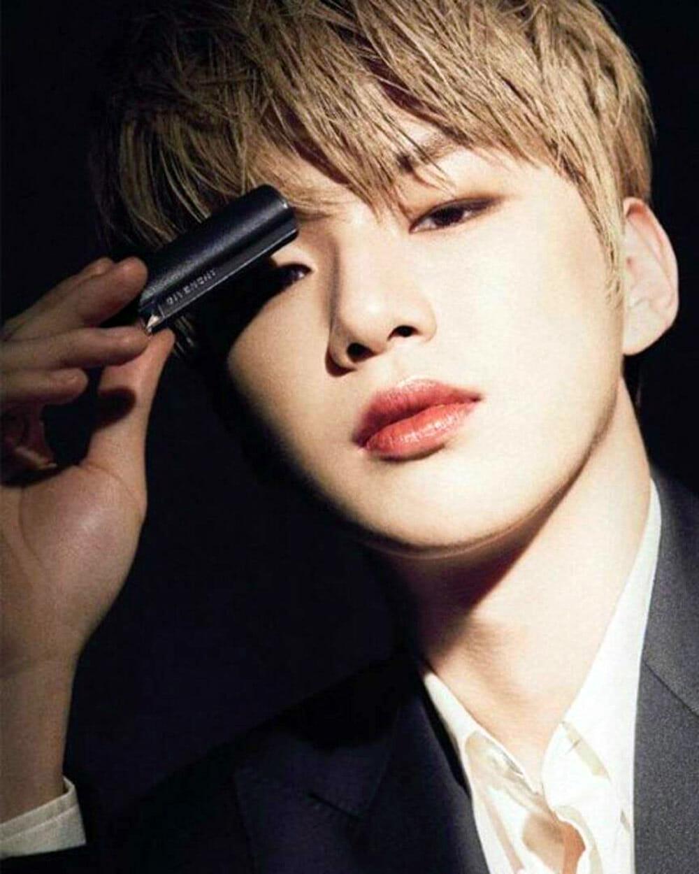 Korean Makeup for men