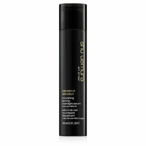 Uemura Essence Absolue overnight hair serum for split ends