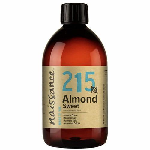 Sweet Almond Oil Split End Treatment
