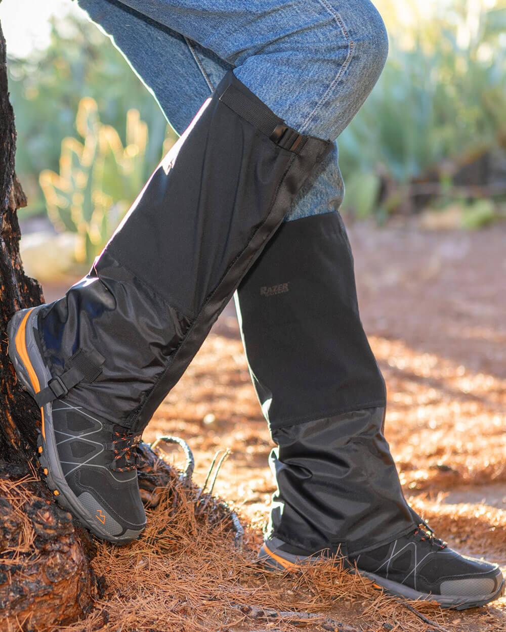 what-to-wear-hiking-Hiking-Gaiters