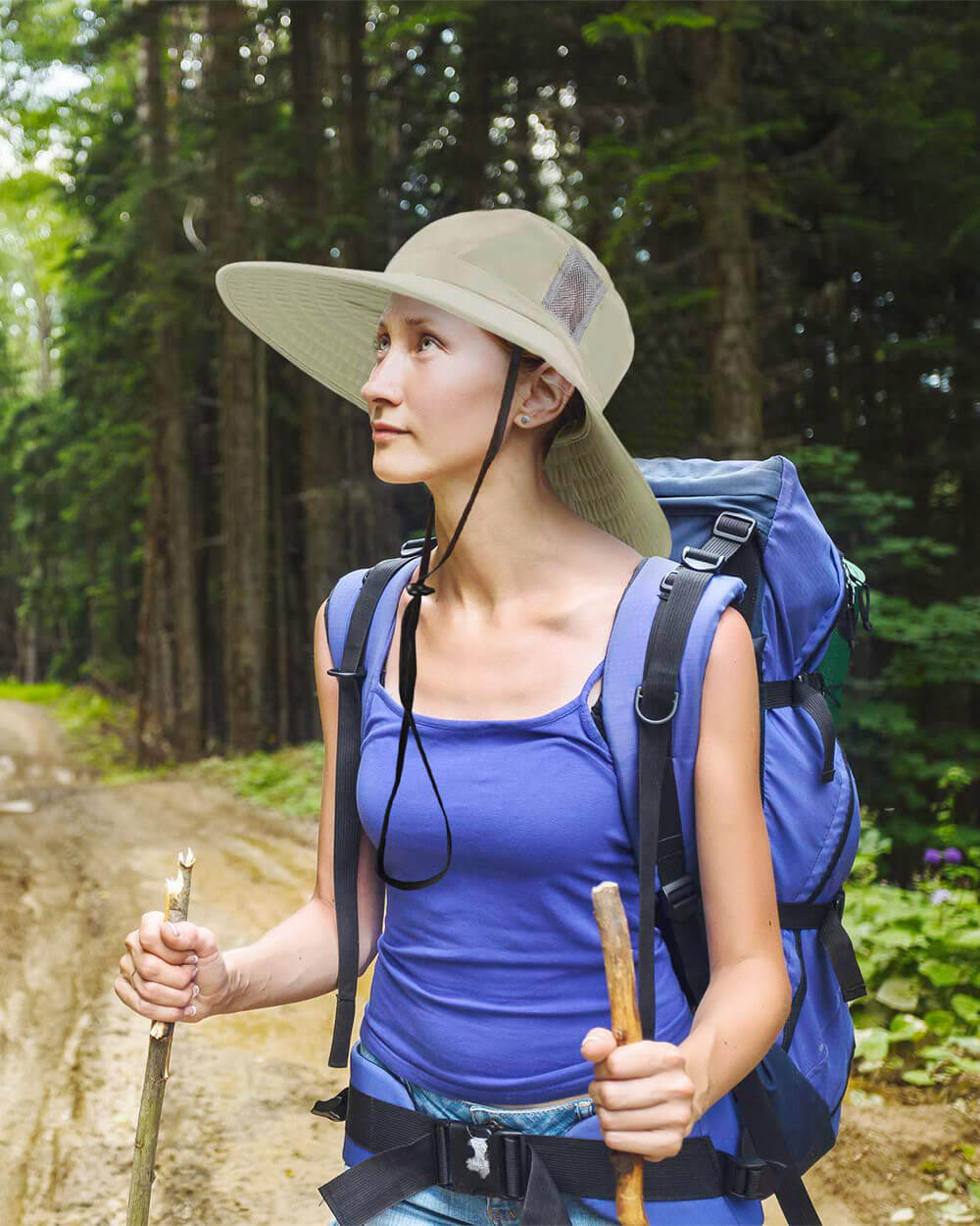 what-to-wear-hiking-Hiking-Hats