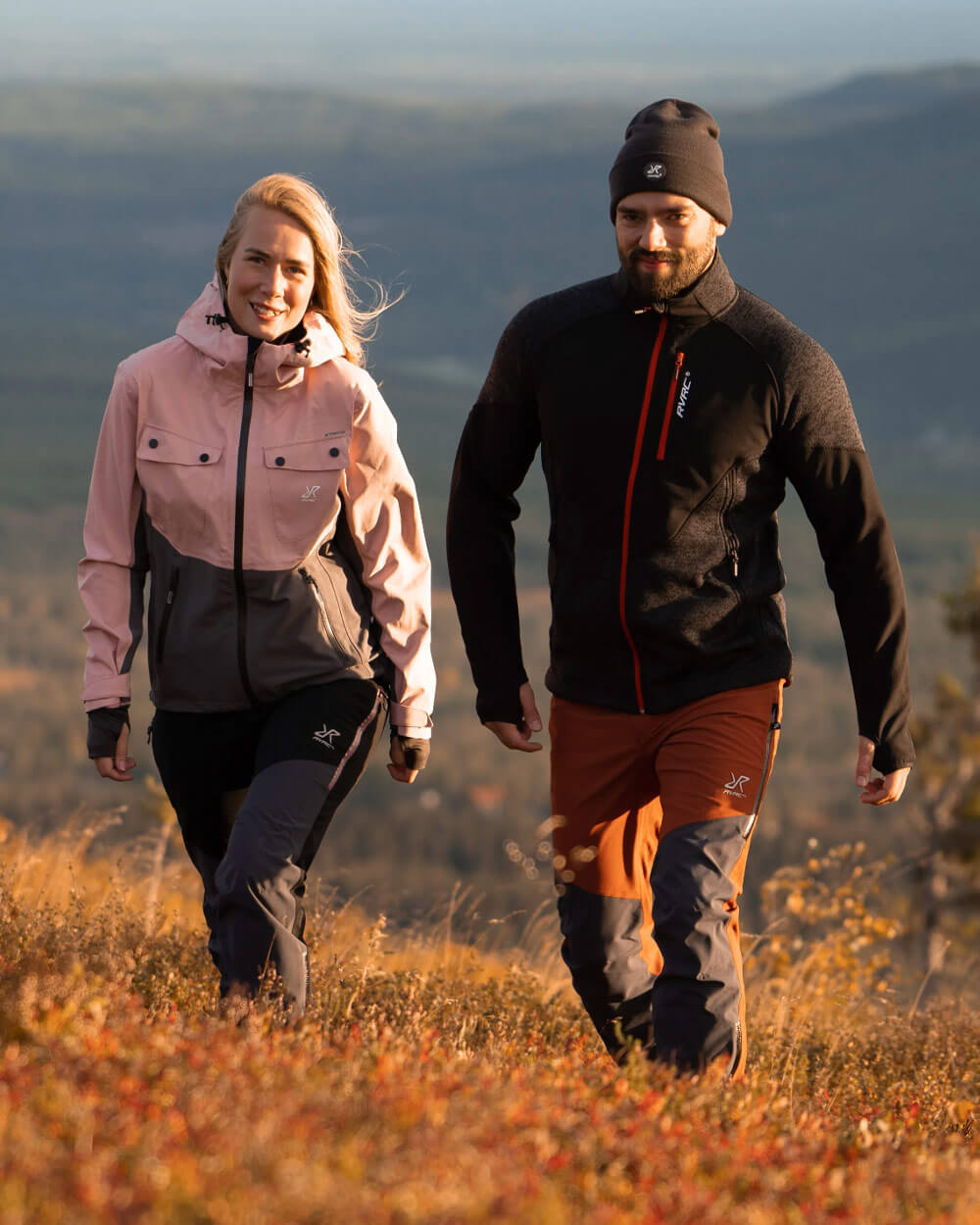 what-to-wear-hiking-Insulated-Jacket