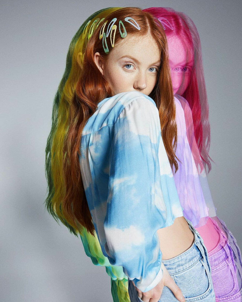 BERSHKA E-girl clothing