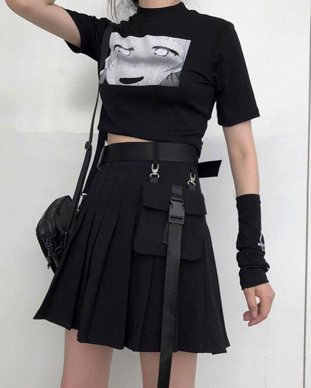NORMCORESTUDIOS egirl clothing