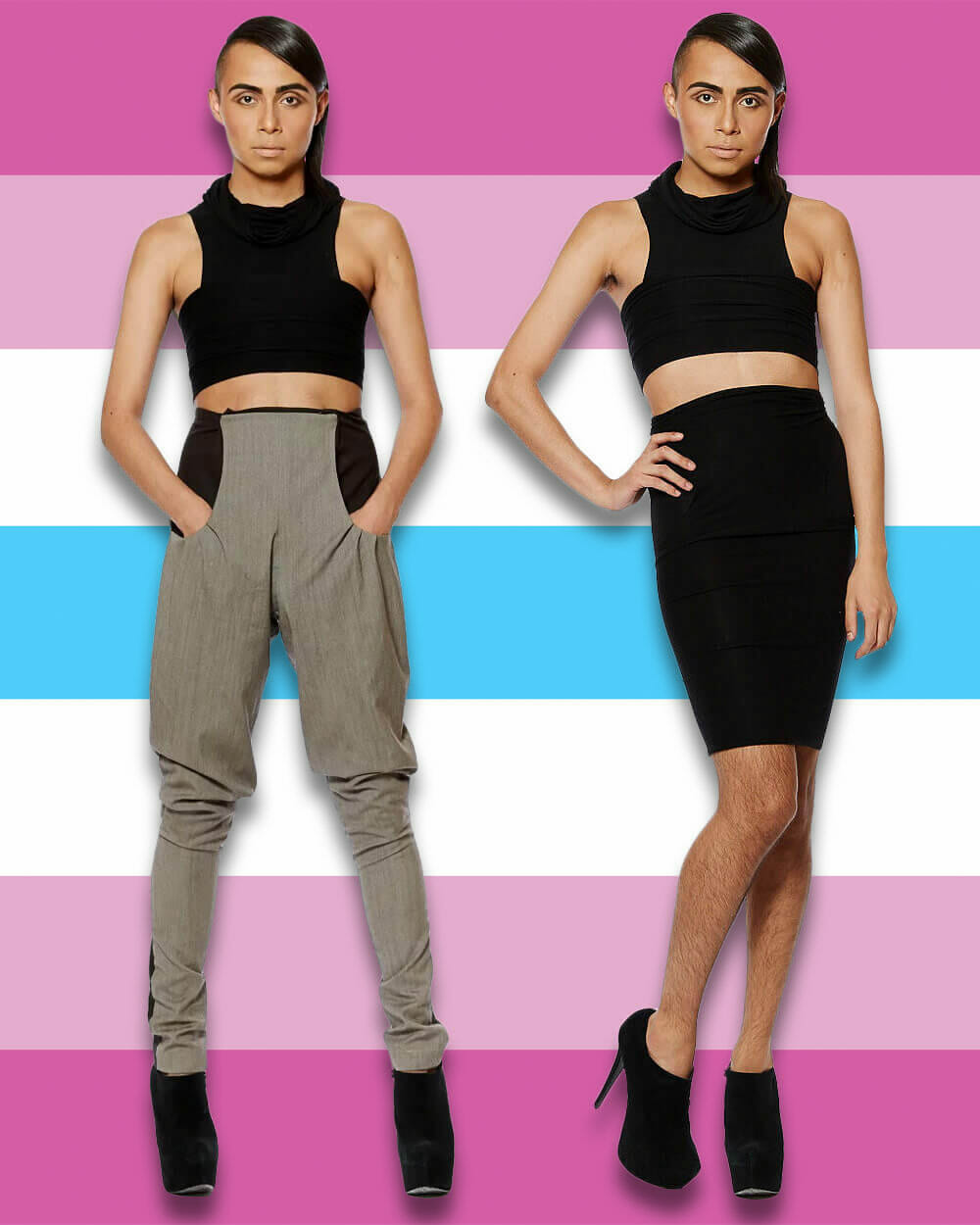 Femboy-Outfits Cilium Tank Top