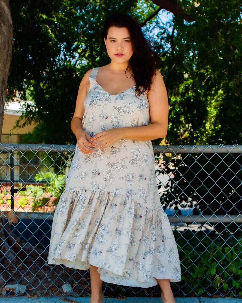 İnan Işik plus size clothing collection