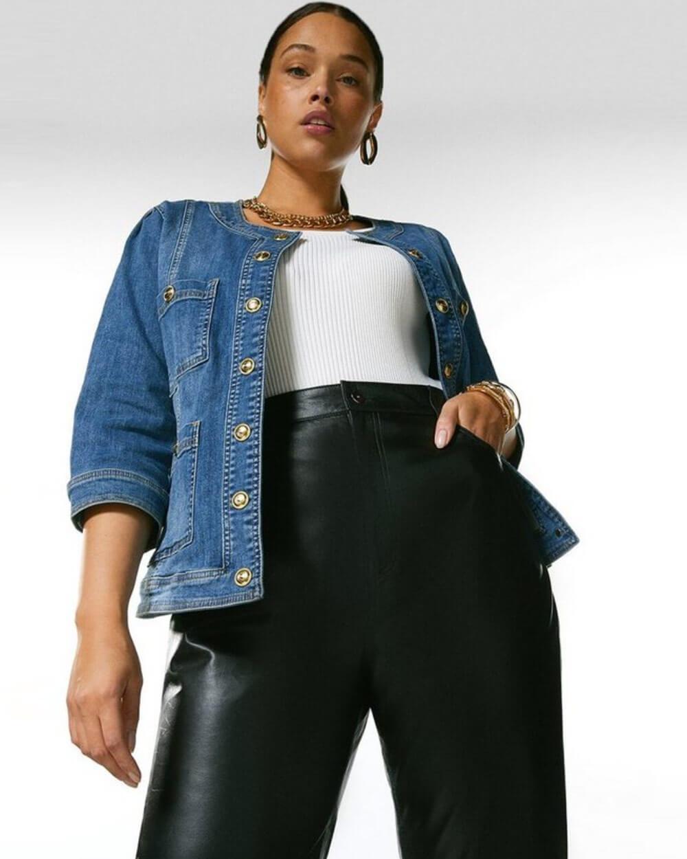 Karen Millen plus size clothing