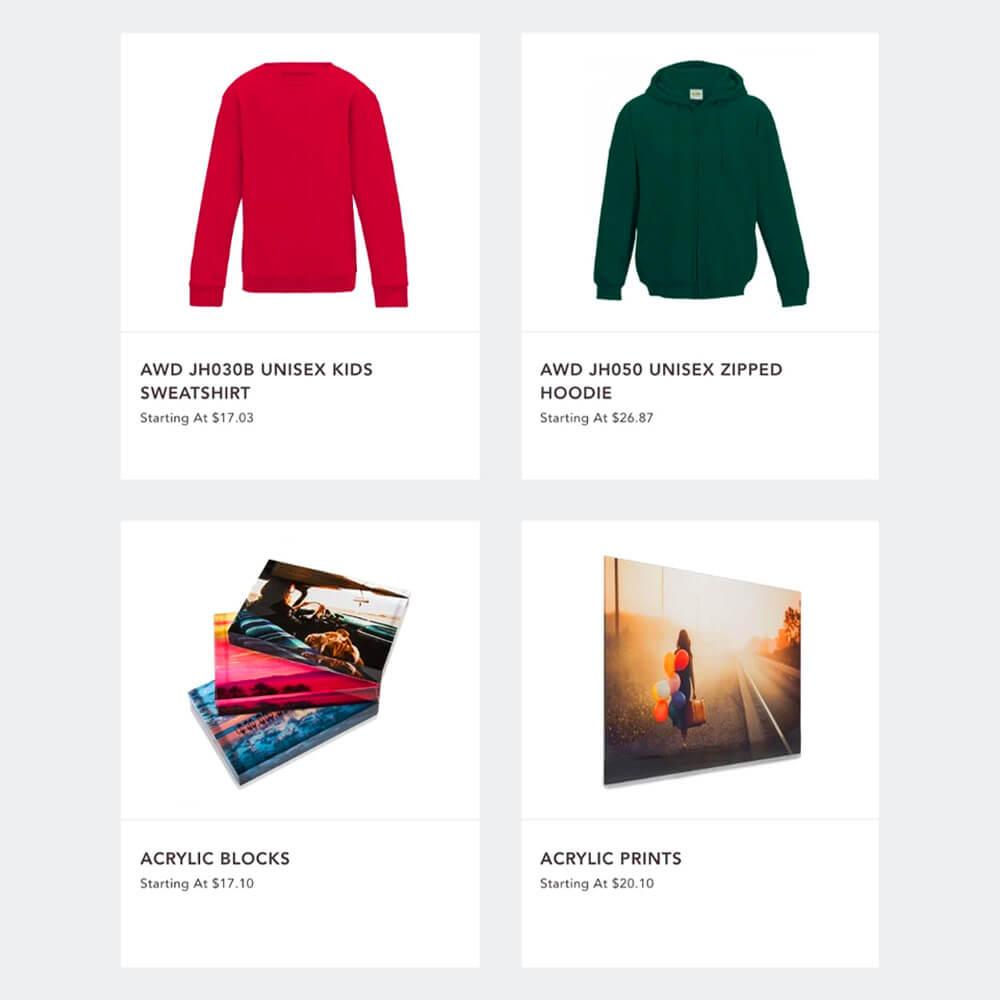 Print-on-demand Marketplaces