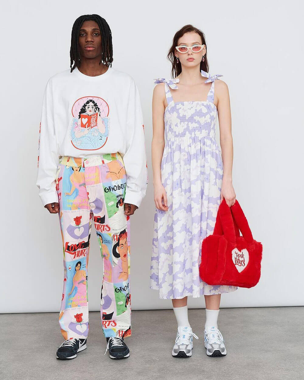 Lazy Oaf aesthetic clothing online store