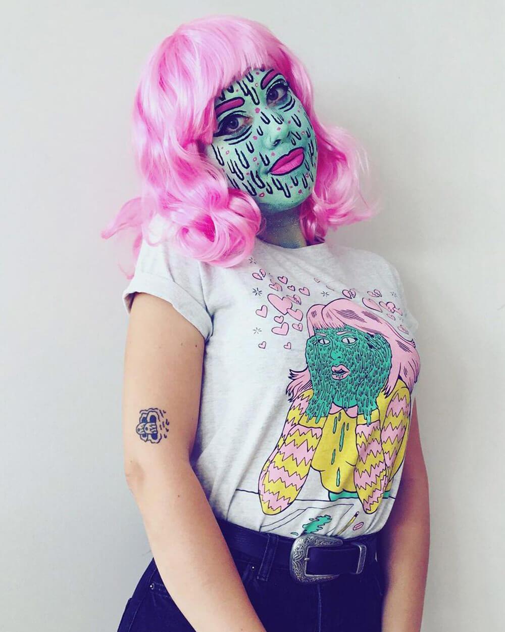 Sick Girls aesthetic clothing shop