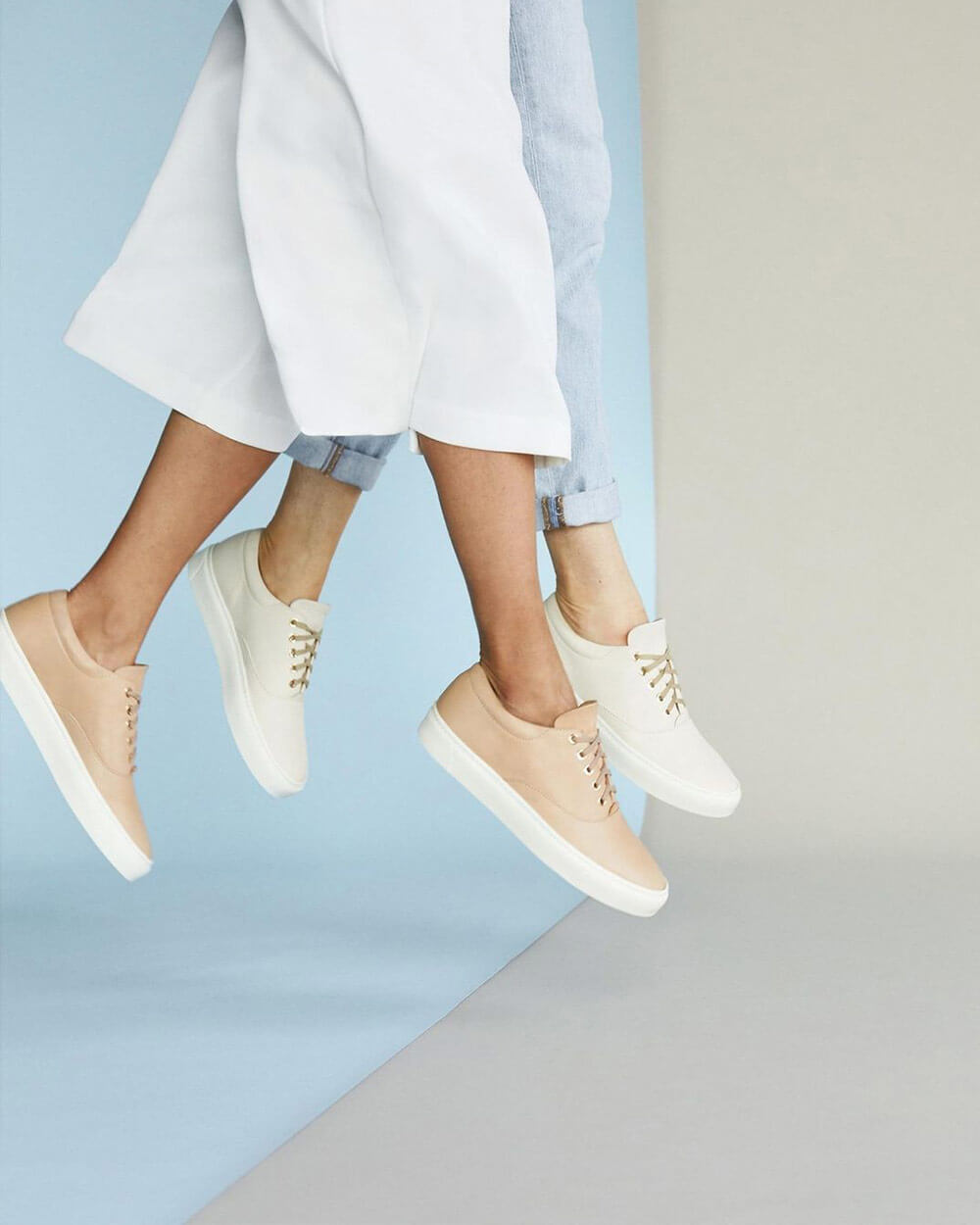 Nisolo sustainable sneakers