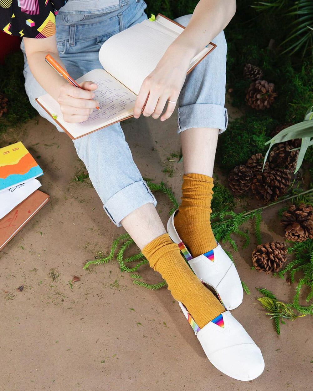 Toms sustainable sneakers