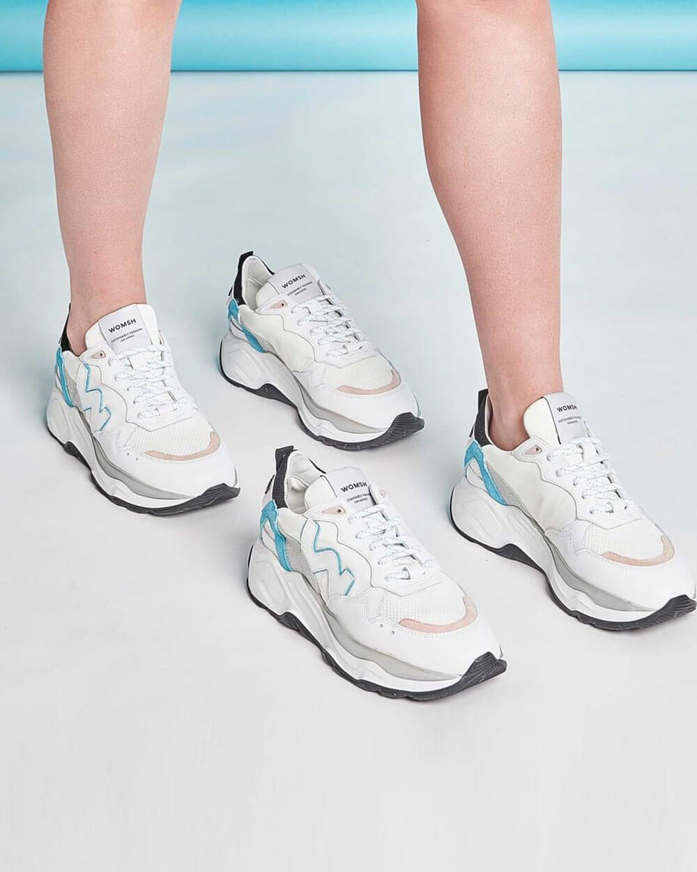 Womsh sustainable sneakers