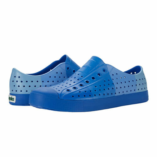 Native Shoes sustainable sneakers for men