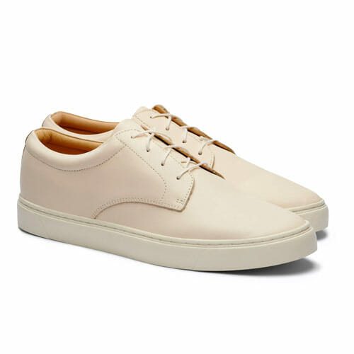 Nisolo sustainable sneakers for men