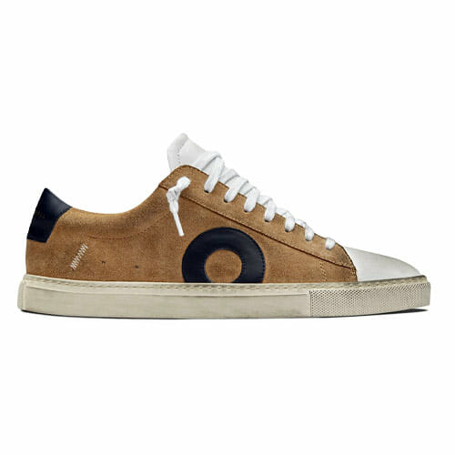 Oliver and Cabell sustainable sneakers for men