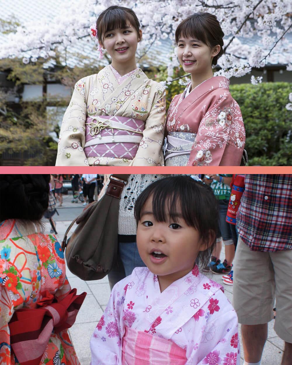 Kimono Collar