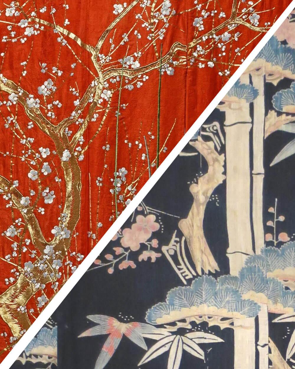 Kimono vs Yukata material differences