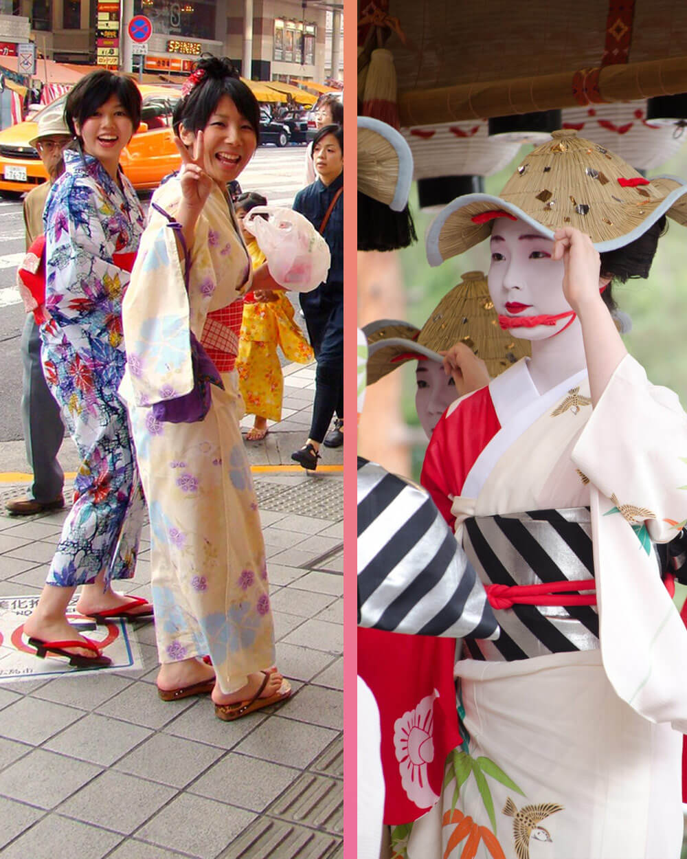 kimono and yukata occasion