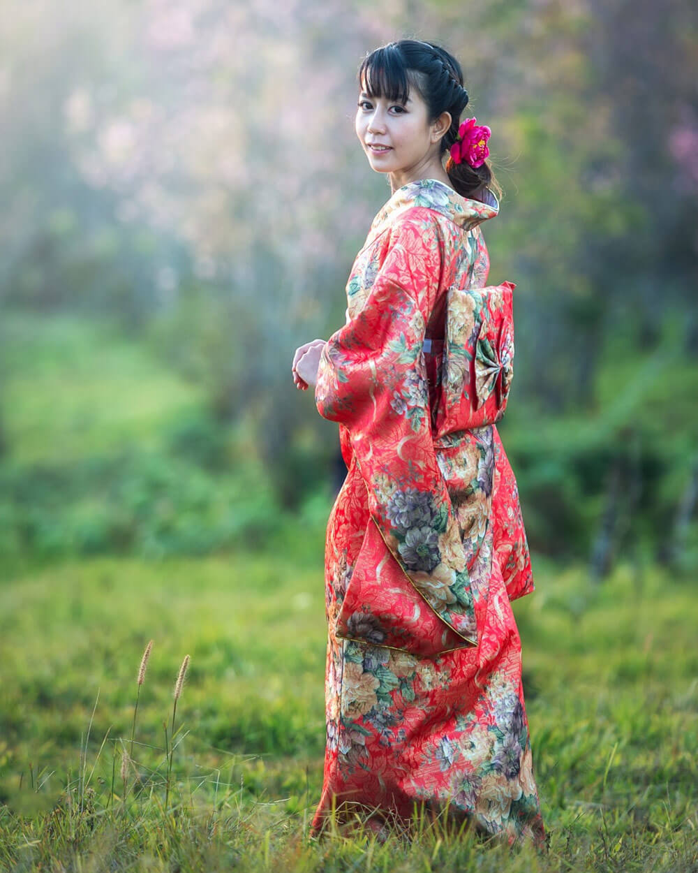 kimono and yukata ornaments
