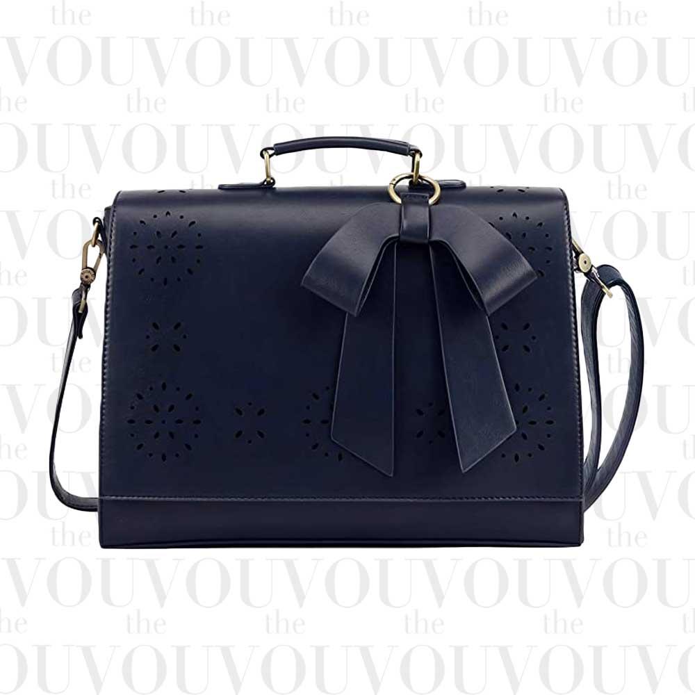 ECOSUSI Briefcase Laptop Bag for Women