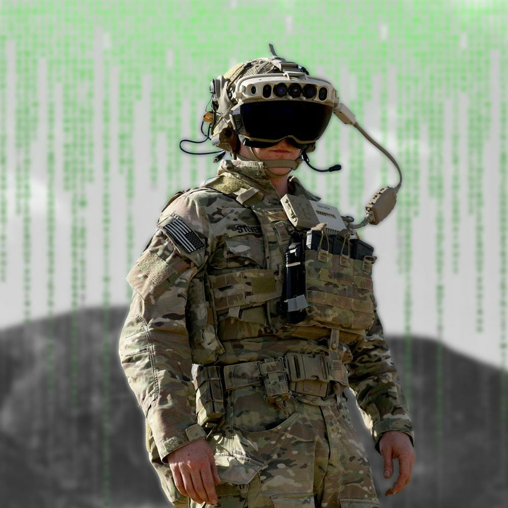 Wearable Technology in Military