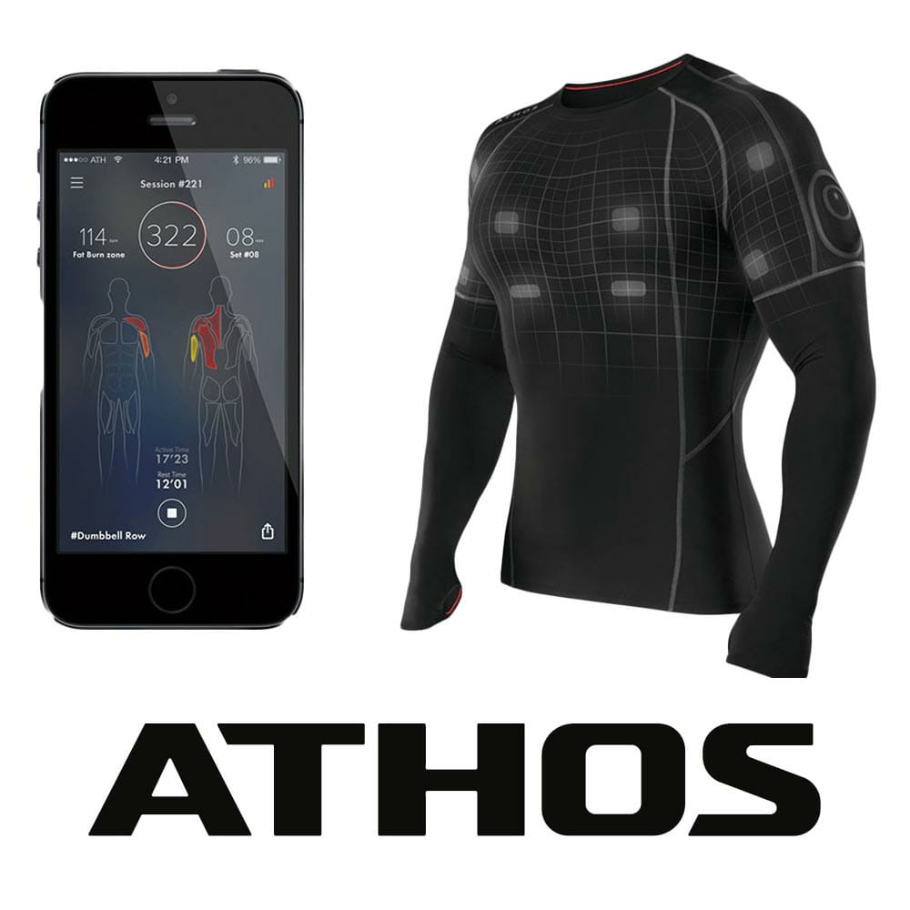 Athos Wearable Smart Clothes