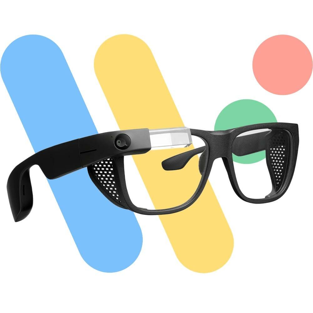 Google Glass Wearable Tech