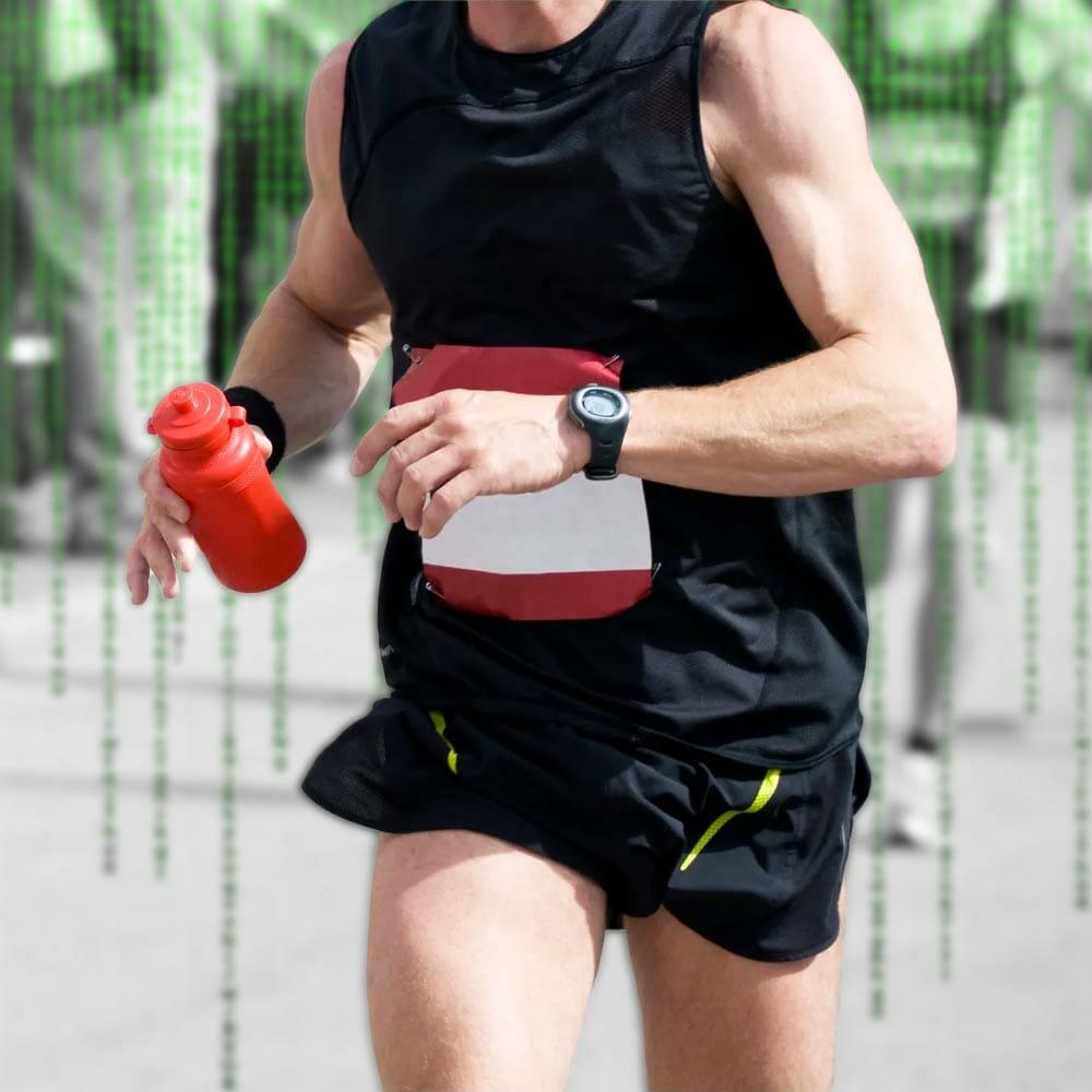 Sport Watch Wearable Technology