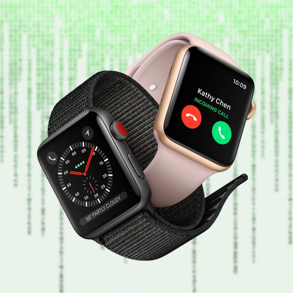 Smartwatch wearable technology